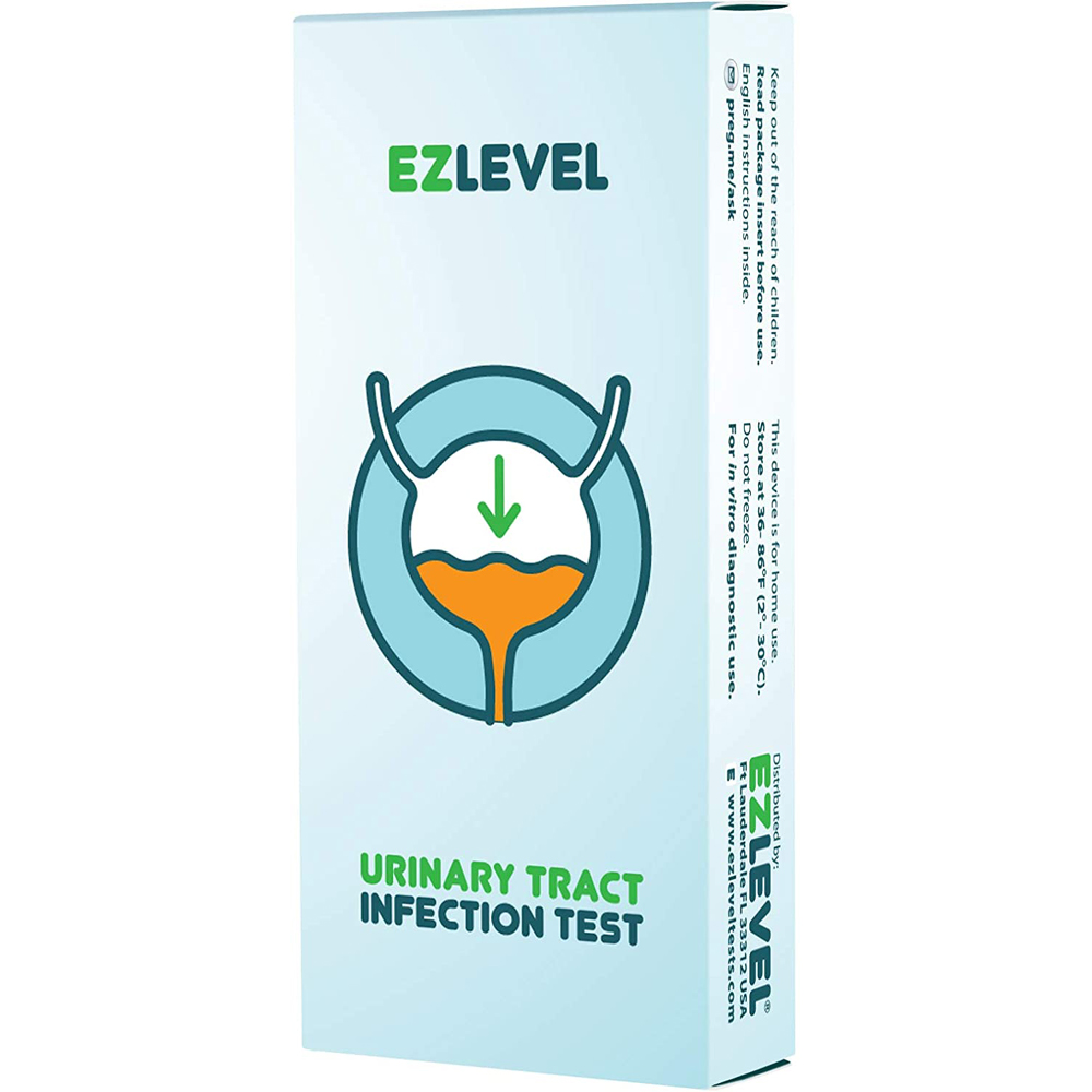 EZ Level Urinary Tract Infection Test Strips 5-10