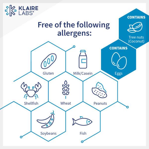 Klaire Labs Interfase Plus Enzyme 60-120 Veg Caps