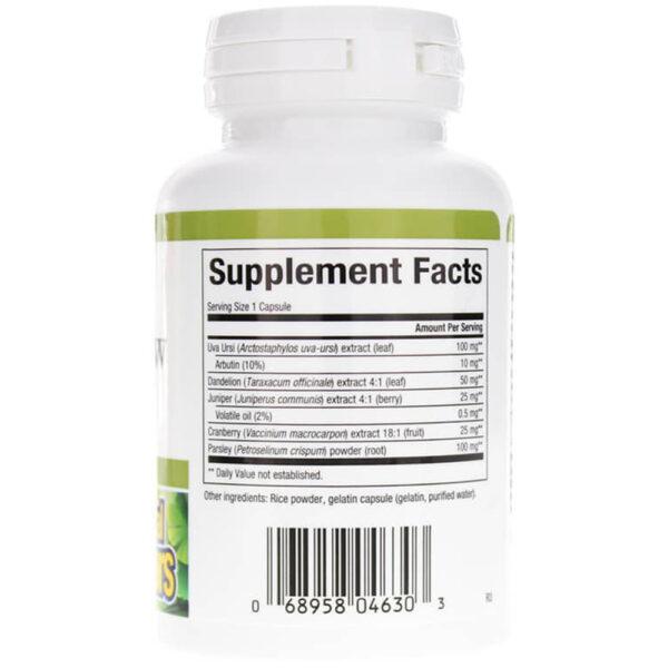 Natural Factors Urinary Flow Formula 90 Capsules