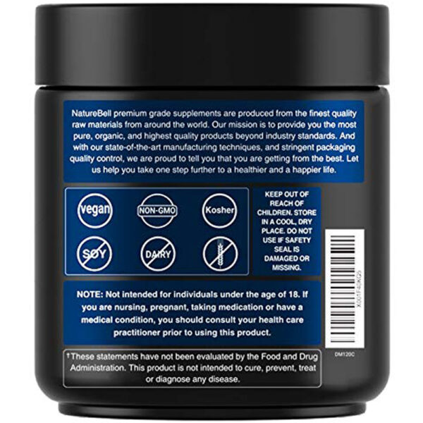 Nature Bell Organic D-Mannose Powder 7 oz.
