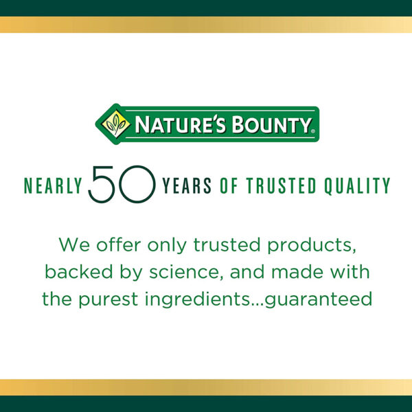 Nature's Bounty Cranberry with Hibiscus 60 Softgels