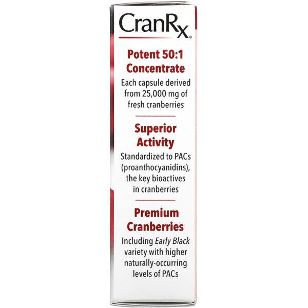 Nature's Way CranRx Urinary Health Cranberry 30 Caps