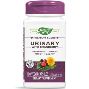 Nature's Way Urinary w/ Cranberry + Herbs 100 Caps
