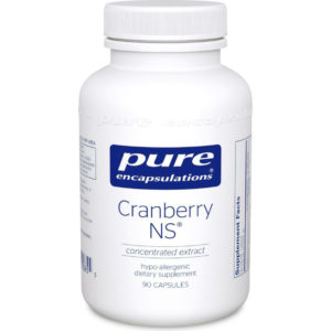 Pure Encapsulations Cranberry NS 90-180 Veg Capsules