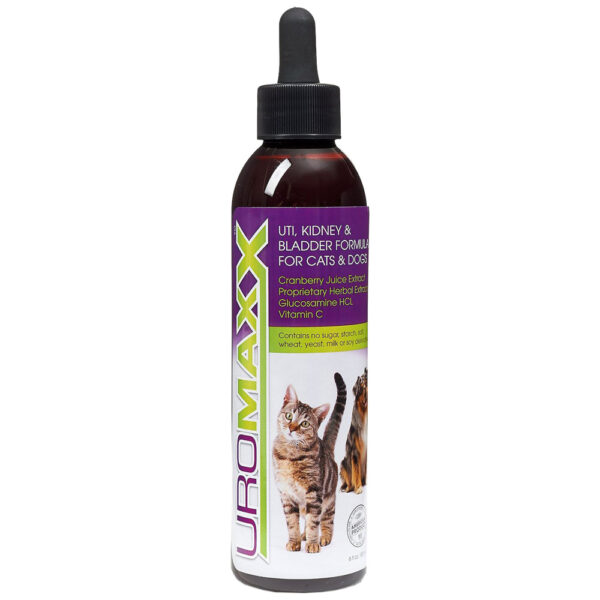 UroMAXX UTI Kidney & Bladder Formula Cats & Dogs 6 oz.