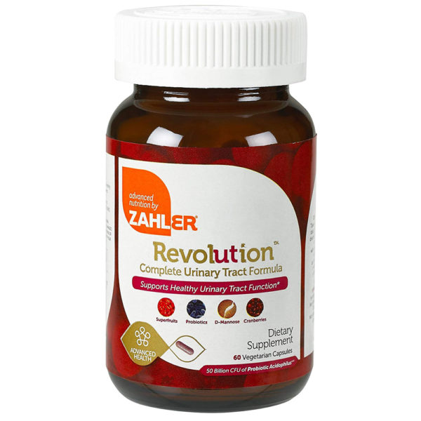 Zahler Revolution Complete Urinary Tract 60-120 Caps