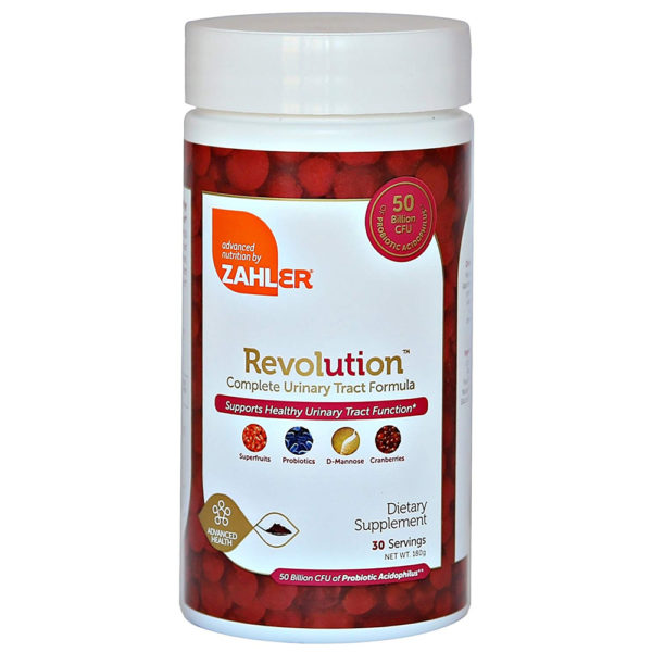 Zahler Revolution Complete Urinary Tract Powder 180 g